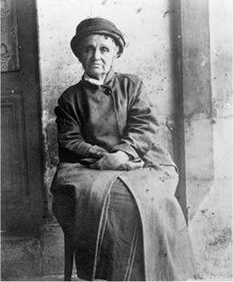 Camille Claudel de anciana