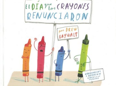 Reseña El día que los crayones renunciaron
