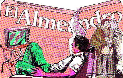 Relato ODIO EL ANUNCIO DE EL ALMENDRO