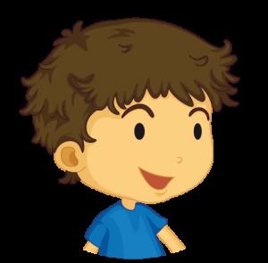 un niño