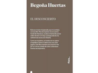Reseña de «El desconcierto» de Begoña Huertas