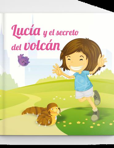 cuento-personalizado-lucia-secreto-volcan-portada